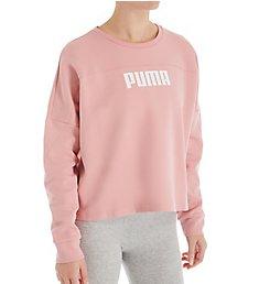 Puma Nu-Tility Cropped Crew Sweatshirt 580086