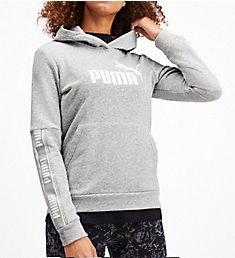 Puma Amplified Logo Pullover Hoodie 580470