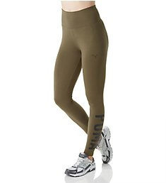 Puma Athletic DryCELL High Waist Logo Legging 592417
