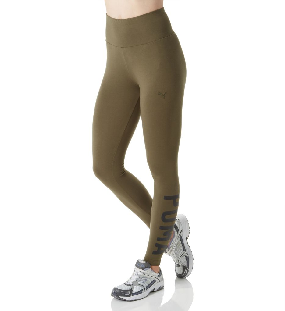 Puma Athletic DryCELL Logo Legging 592417