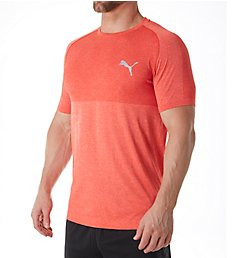 Puma Evoknit Basic Heathered T-Shirt 595092