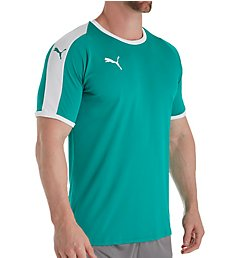 Puma LIGA Core Short Sleeve Performance Jersey T-Shirt 703417