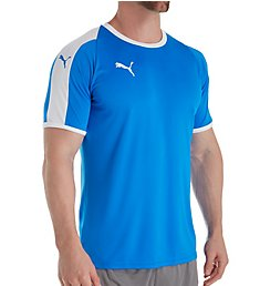 Puma LIGA Core Short Sleeve Performance Jersey T-Shirt 703417