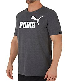 Puma ESS No. 1 Heathered Logo T-Shirt 838243