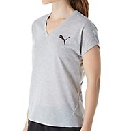 Puma Elevated DryCELL V-Neck Sporty Tee 838464
