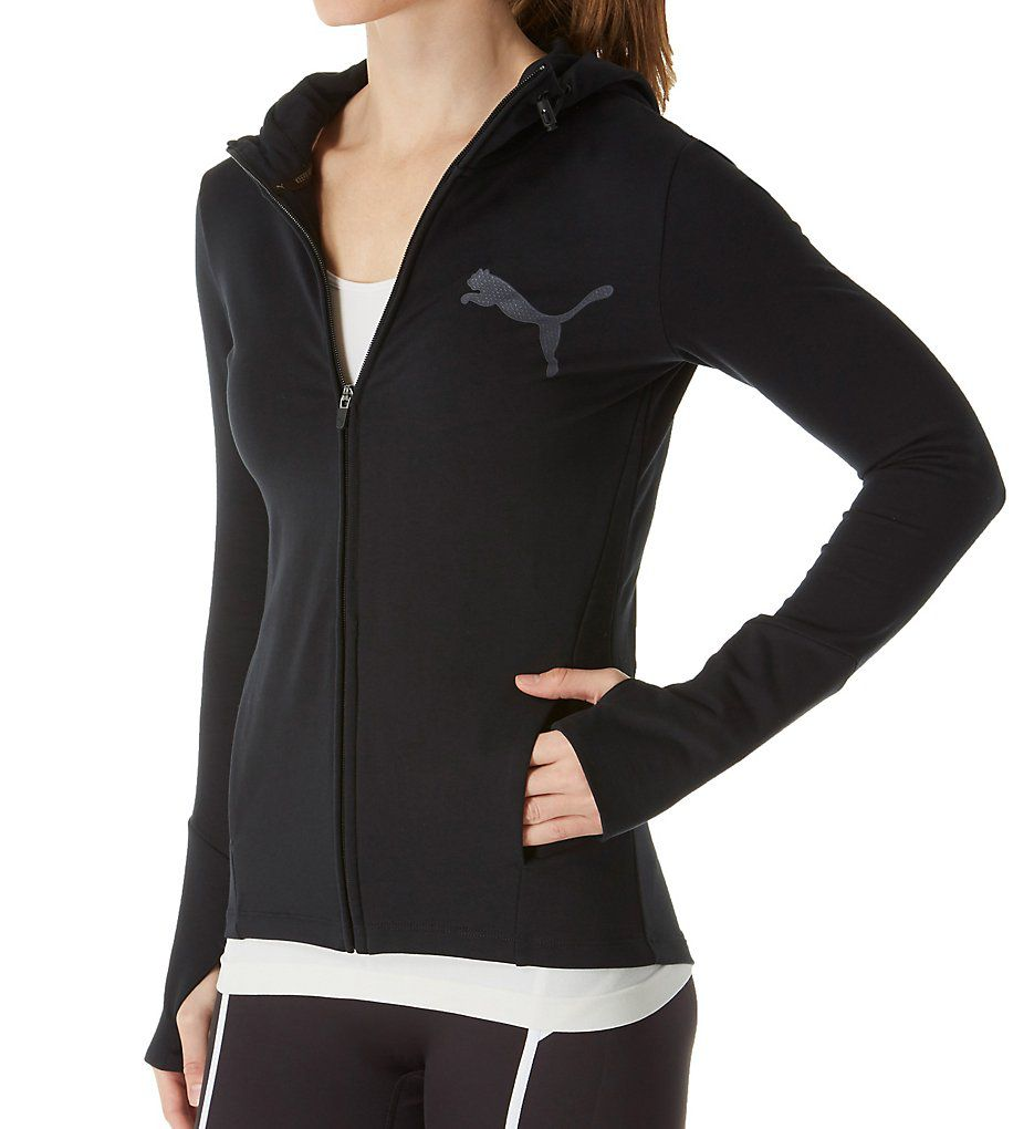 Puma Elevated DryCELL Full Zip French Terry Hoodie 838472