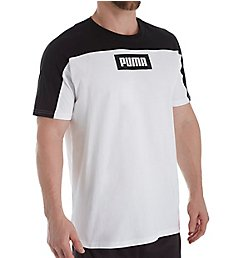 Puma Rebel Block Short Sleeve T-Shirt 850093