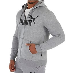 Puma ESS Big Logo Full Zip Hoody 851765