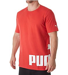Puma N0. 1 Logo Wrap Tee 854011