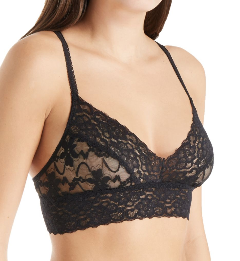 Pure Style Girlfriends Unlined Lace Bralette 6189