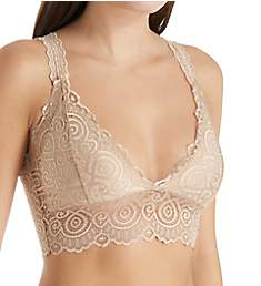 Pure Style Girlfriends Lace Bralette with Removable Padding 6190