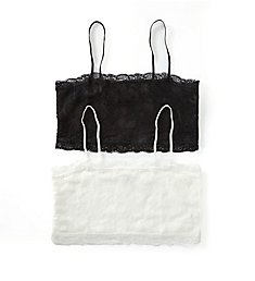 Pure Style Girlfriends Lace Camiflage Cami - 2 Pack 88054