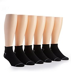 Reebok Basic Multi-Sport Quarter Socks - 6 Pack 181QT03