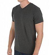 Saxx Underwear 3 Six Five Pima Cotton V-Neck T-Shirt SXTS17