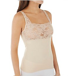 Shape Square Neck Lace Top Smoothing Camisole S4003