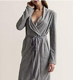 Skin French Terry Cotton Robe T8008V