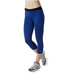 Soffe Juniors SoffeDri Low Rise Compression Capri 1125V