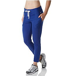 Soffe Juniors French Terry Boyfriend Capri Jogger 5370V