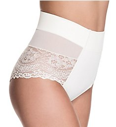Squeem Brazilian Flair Mid Waist Shaping Brief Panty 26AI