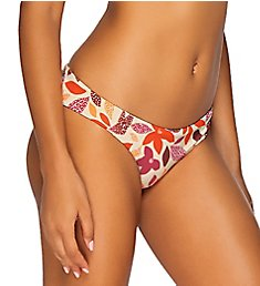 Swim Systems Pressed Petals Ellie Reversible Tab Side Bottom B309PP