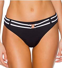 Swim Systems Daisy Chain Zuma Belted Hipster Swim Bottom C215DC