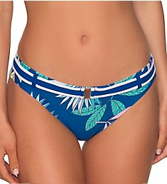 Swim Systems Pacific Oasis Zuma Belted Hipster Swim Bottom C215PO