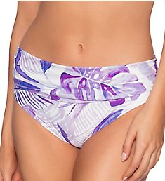 Swim Systems Island Dream Aloha Banded Brief Swim Bottom C247SD