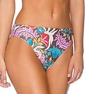 Swim Systems Woodstock High Noon High Waist Brief Swim Bottom C278WD