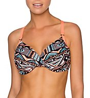 Swim Systems Arrowhead Crossroads Underwire Bikini Swim Top C794AR