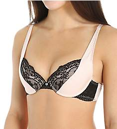 The Little Bra Company Mercedes Petite Contoured Demi Push Up Bra E009