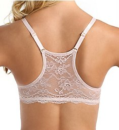 The Little Bra Company Alana Petite Deep Plunge Racerback Push Up Bra N003