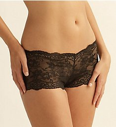 The Little Bra Company Lucia Petite Lace Boyshort Panty P004