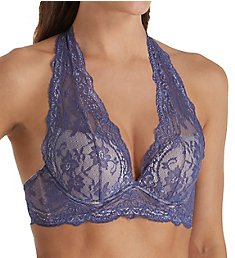 The Little Bra Company Kira Petite Lace Halter Bralette T004