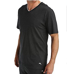 Tommy Bahama Big Man Cotton Modal Loungewear V-Neck T-Shirt 216936XB