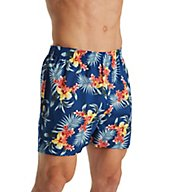 Tommy Bahama Big Man Large Floral 100% Cotton Woven Boxer 2171316X