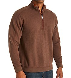 Tommy Bahama Big Man Flipsider Reversible Half Zip Pullover BT223179