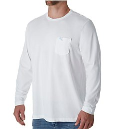 Tommy Bahama Big Man New Bali Skyline Long Sleeve T-Shirt BT225284