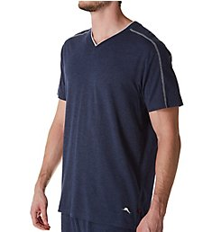 Tommy Bahama Cotton Modal Jersey V-Neck T-Shirt TB61820A