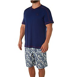 Tommy Bahama Big and Tall Jam PJ Set TB92003X