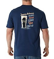 Tommy Bahama Finish What You Stouted Screen Print T-Shirt TR216785