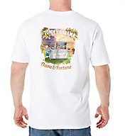 Tommy Bahama Flame And Fortune Screen Print T-Shirt TR216802
