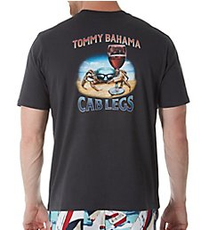 Tommy Bahama Cab Legs Screen Print T-Shirt TR218902