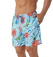 Tommy Bahama Naples Fira Floral 6 Inch Swim Trunk TR916485