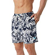 Tommy Bahama Naples Plumeria Paradise 6 Inch Swim Trunks TR916500
