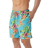 Tommy Bahama Naples Trikala Keys 6 Inch Floral Print Swim Trunk TR916563