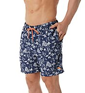 Tommy Bahama Naples Santorini Sails 6 Inch Swim Trunk TR916568