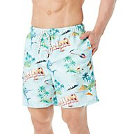 Tommy Bahama Naples Florida Seas 6 Inch Swim Trunk TR916974