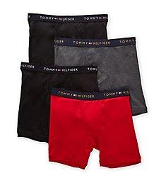 Tommy Hilfiger Cotton Classics Boxer Brief - 4 Pack 09TE018