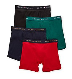 Tommy Hilfiger Cotton Classics Boxer Brief - 4 Pack 09TE018