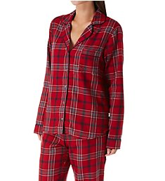 UGG Raven Plaid Flannel PJ Set 1103680